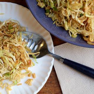 Grant's Ramen Noodle Slaw