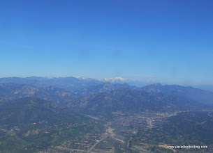Photo: The Transverse Ranges of Southern California