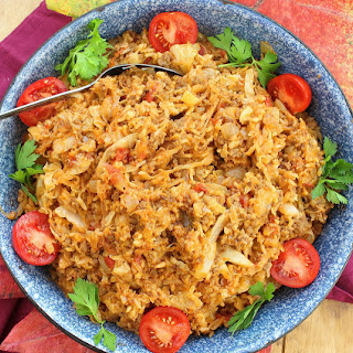 Cabbage Roll Casserole With Sauerkraut Recipes