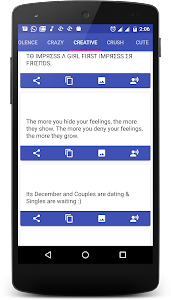 Moody - Sms & Message screenshot 3