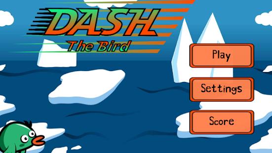 Dash The Bird - náhled
