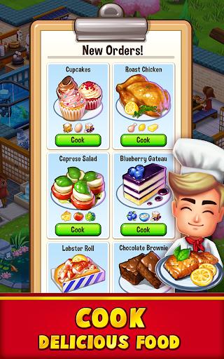 Food Street - Restaurant Management & Food Game  screenshots 14