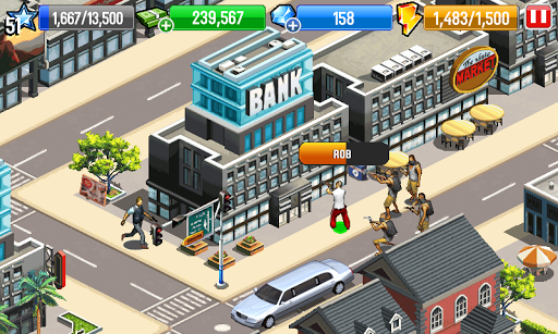 Gangstar City screenshot 1