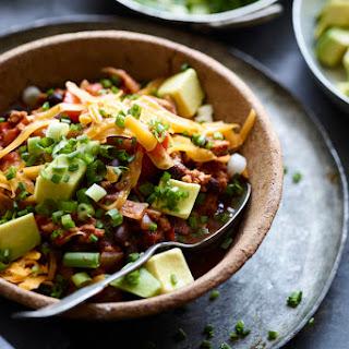 Smoky Chipotle Chicken Chili Recipe