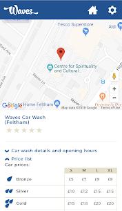 Waves Car Wash 2