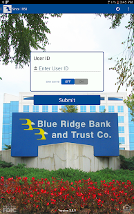 Blue Ridge Bank and Trust Co- screenshot thumbnail