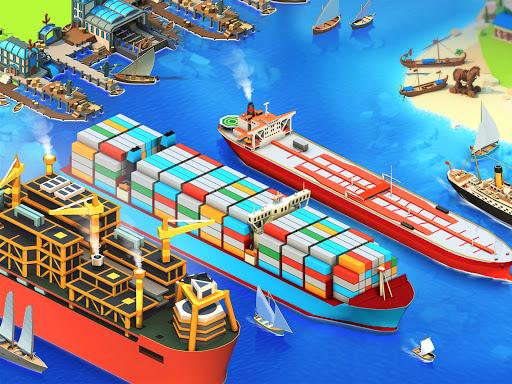 Seaport - Explorez, collectez et u00e9changez  captures d'u00e9cran 1