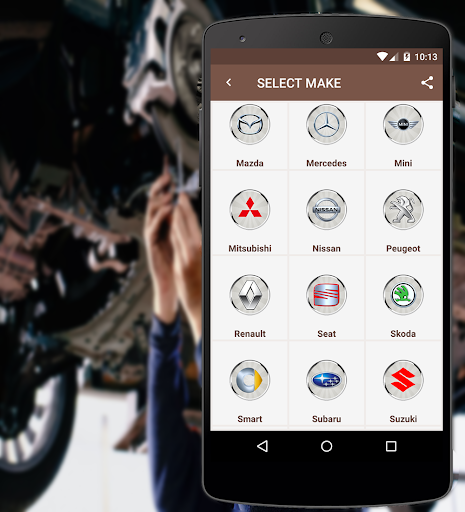 Reset Oil Service Pro screenshot 3