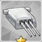 203mm三連装砲T1
