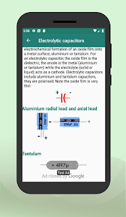 Electronic components & Circuit calculator App Download for Android 2