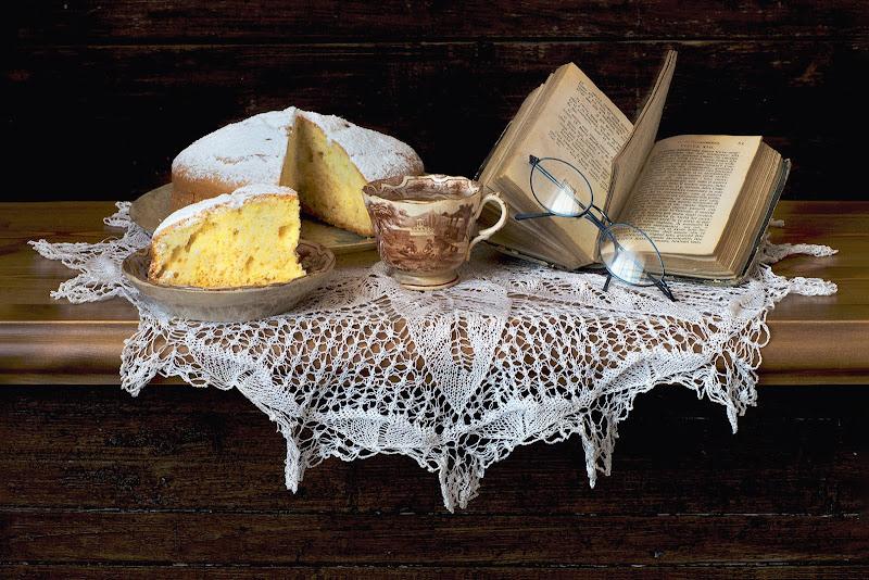 La soffice torta della nonna di Marlak