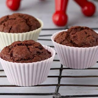 Chocolate Beet Muffins.