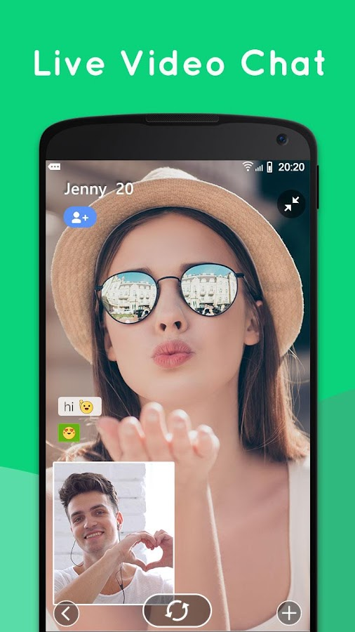 Tere - video chat with new friends- screenshot