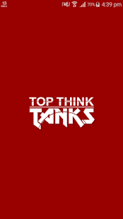Top Think Tanks- screenshot thumbnail