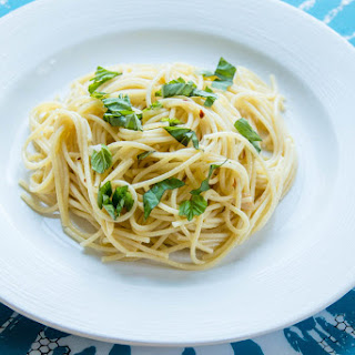 Olive Oil And Italian Herb Pasta Recipes