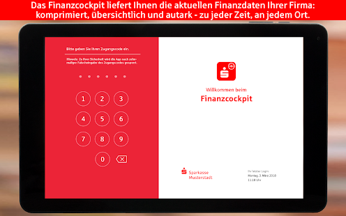 S-Finanzcockpit für Firmen-Kunden der Sparkassen for PC-Windows 7,8,10 and Mac apk screenshot 9