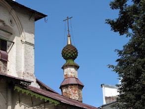 Photo: Ярославль. Церковь Николы Надеина, где крестили А.Д. Тимрота