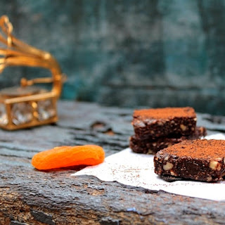 Baking | No- Bake Fruit & Nuts Chocolate Brownie – Quick, Easy and Healthy Treat