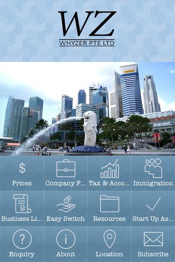 Whyzer Pte Ltd