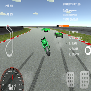 Motorcycle Formula Racing 3D for PC and MAC