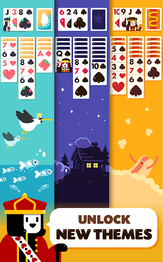 Solitaire: Decked Out Ad Free screenshot