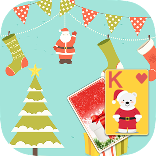 Solitaire ChristmasGifts Theme