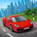 Megapolis: city building simulator. Urban strategy icon