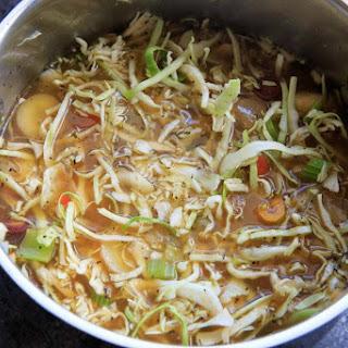 Detox Cabbage Soup Recipe