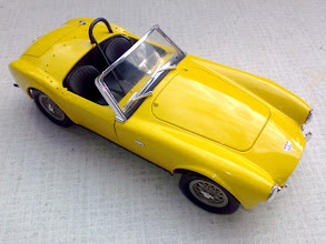 Photo: 1/24 shelby collectibles 260
