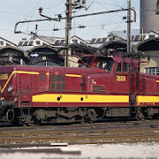 Trains Luxembourg Themes