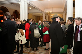 """Photo: More than 500 attorneys showed up to """"Walk to the Hill."""""""