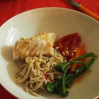 Soba Noodles Fish Recipes.