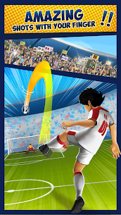 Soccer Striker Anime – RPG Champions Heroes  App Download For Android 5