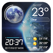 Cool Local Live Weather Widget