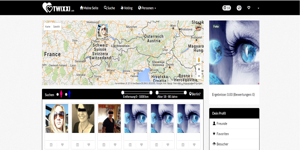 EdenCity App - Chat- Flirt und Spielecommunity Gratis-App.com
