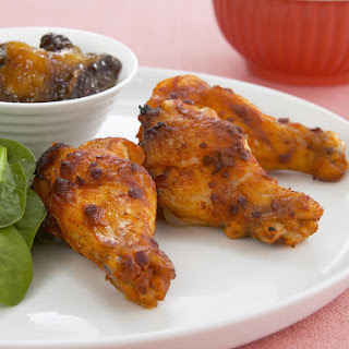 Tandoori Chicken Drumettes with Mango Chutney