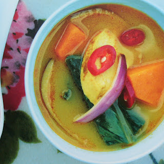 Vietnamese lemongrass chicken (adapted from Bill's Everyday Asian)
