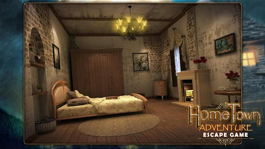 Escape game:home town adventure App Latest Version  Download For Android 4