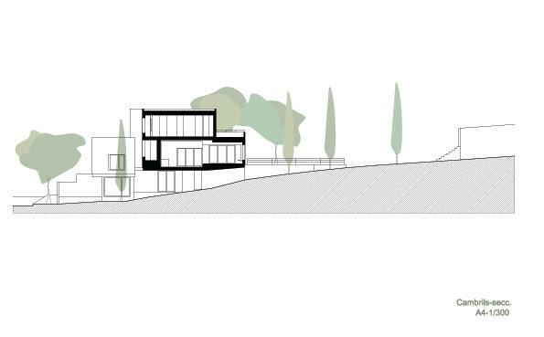 Casa Cambrils - Ábaton Arquitectura