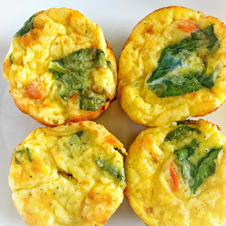 Zero Carb Egg Muffins Recipe