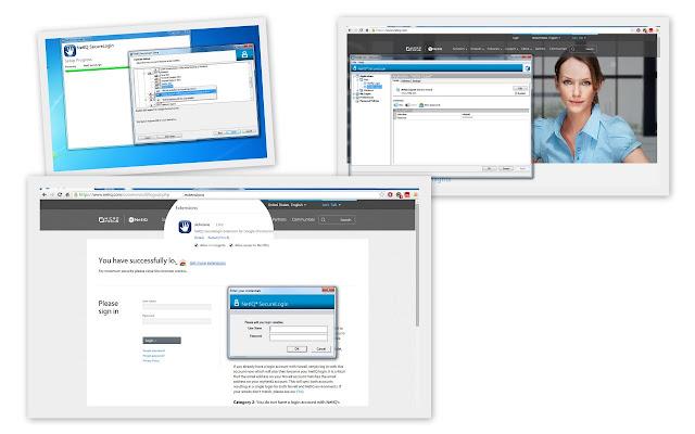 NetIQ Securelogin SSO Extension chrome extension