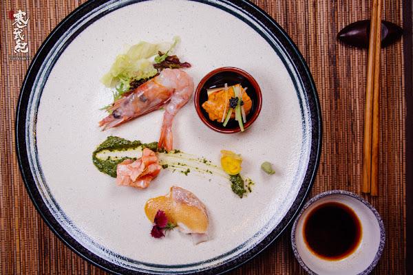 Le Duet 對味 198‧捷運六張犁站|溫馨浪漫の日系法魂私廚‧手創甜點與握壽司的絕妙協奏曲!