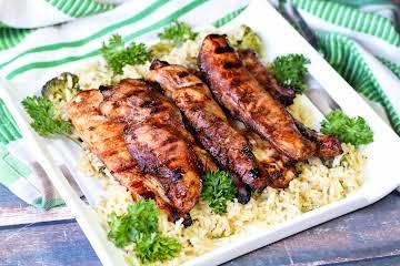 Oriental Grilled Chicken