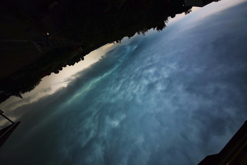L'oceano di nuvole di Griby13