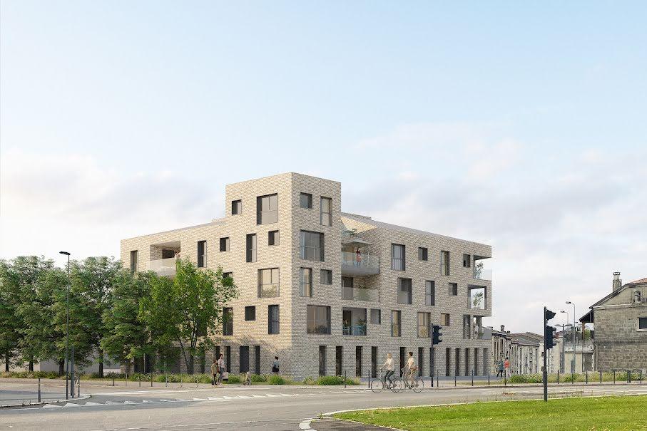 Programme immobilier neuf Bordeaux : appartements du 3 pièces au 5 pièces à partir de 404000 €