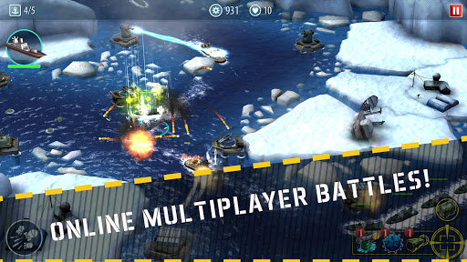 Naval Rush: Sea Defense  screenshots 4