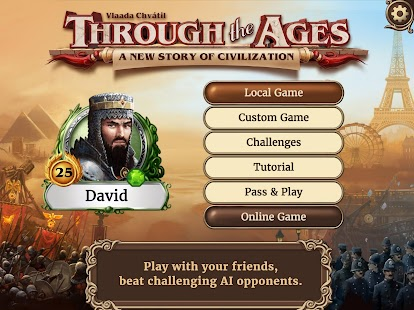 Through the Ages Screenshot