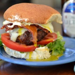 Bacon Egg Cheese Burgers