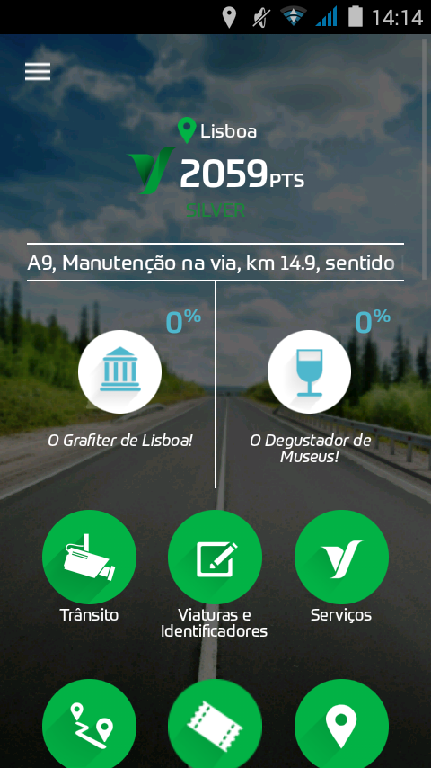Via Verde- screenshot