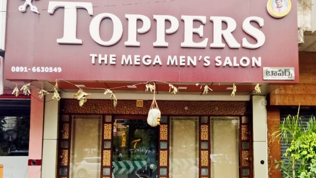 Toppers The Mega Saloon - Hair Salon in Visakhapatnam